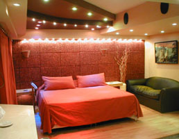 Hoteles alojamiento en argentina villa de parque hotel Hotel jardines de babilonia